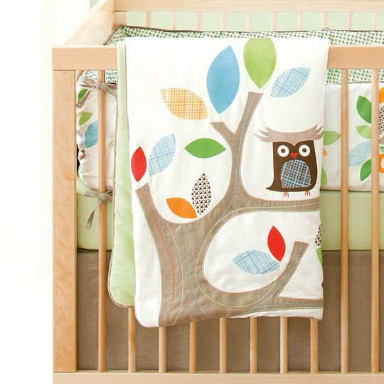 Would love to make something in this style as a crib ...