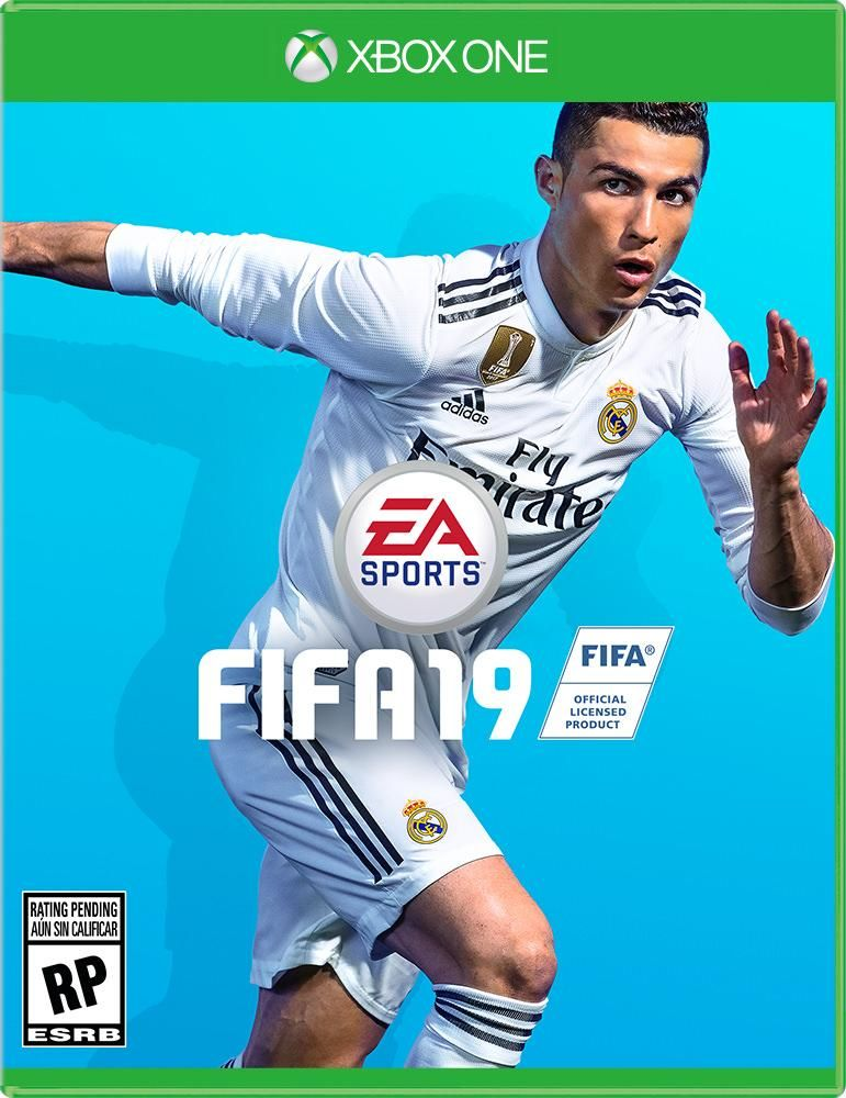 Xbox One FIFA 19 Ultimate Team, the authentic Kick Off