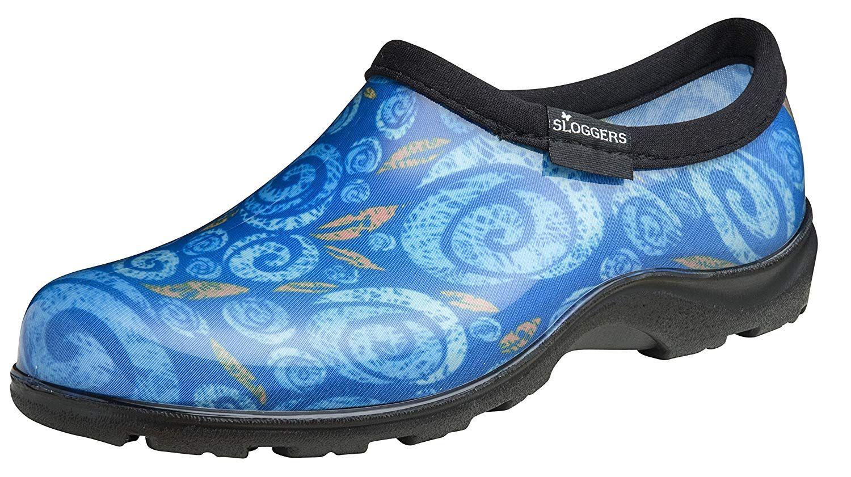 Sloggers Women S Waterproof Rain And Garden Shoe With Comfort