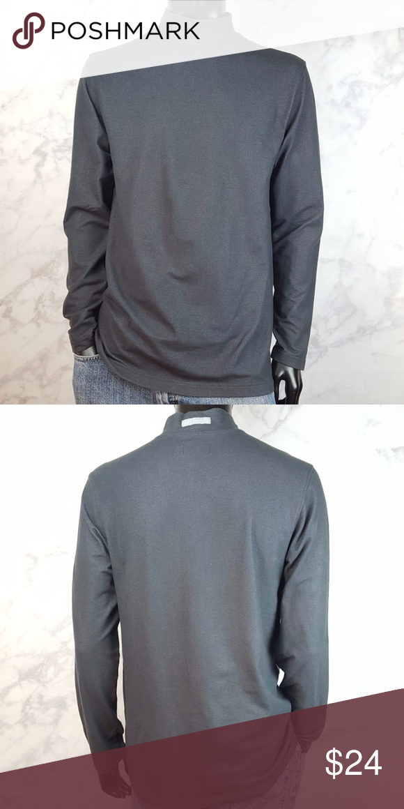 8b5f82485d5 Nike Air Jordan Two 3 Long Sleeve Shirt Turtleneck Excellent Used  Condition; Worn and Washed