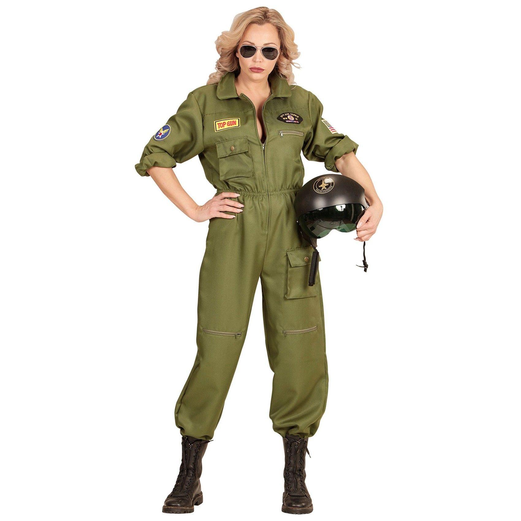pilotenkostüm damen overall