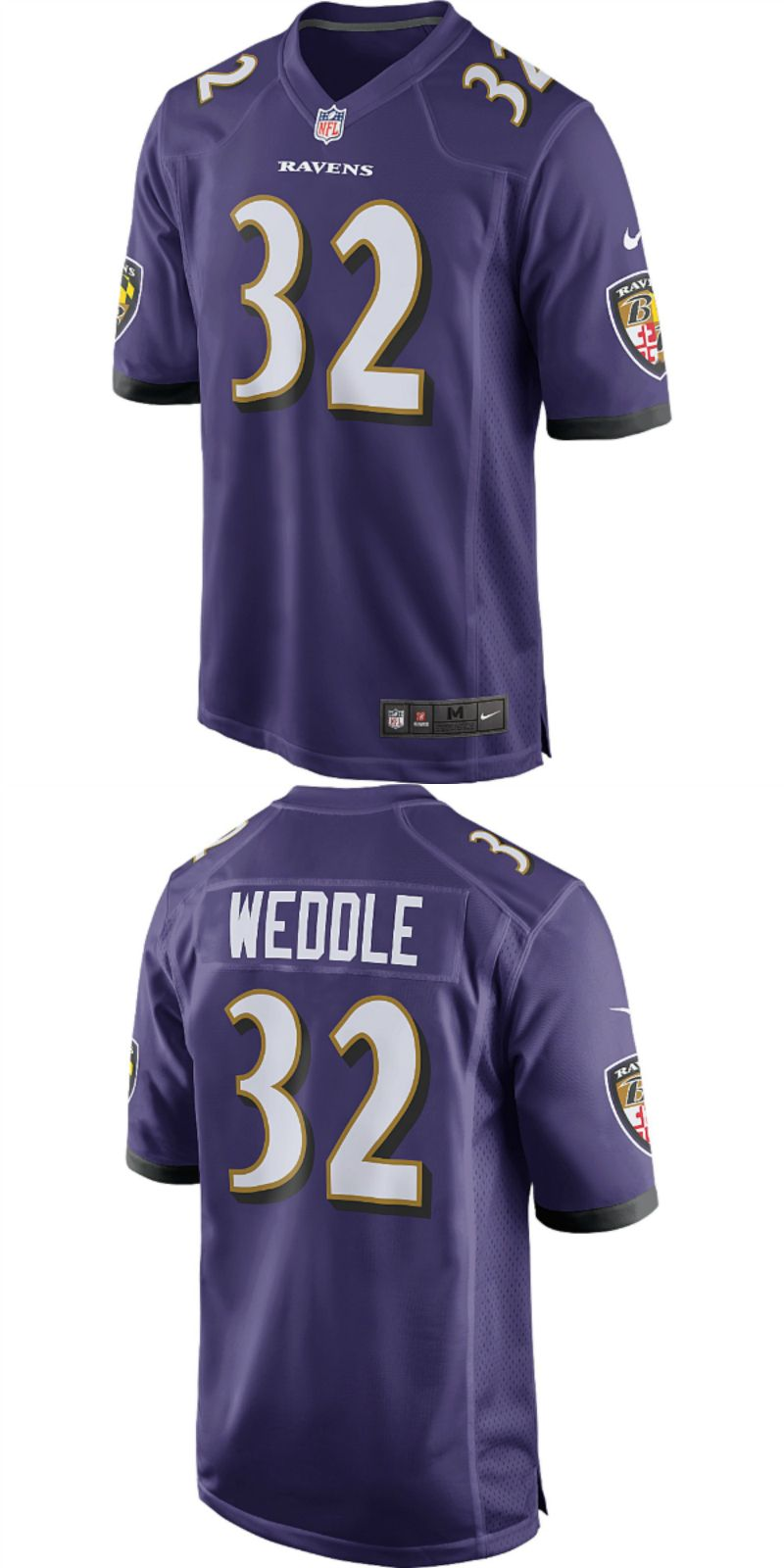 low priced cdfe5 c4326 UP TO 70% OFF. Eric Weddle Baltimore Ravens Nike Game Jersey ...