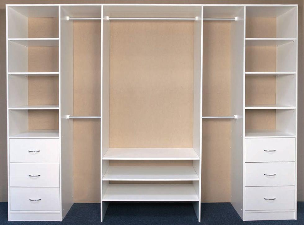 3 Door Layout Options   BRODCO Wardrobes