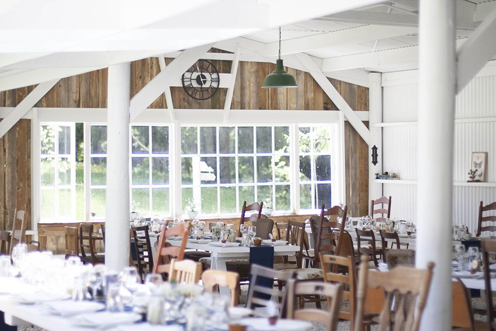 Old Forest School Is A Rustic Vintage Wedding Venue Set On Five