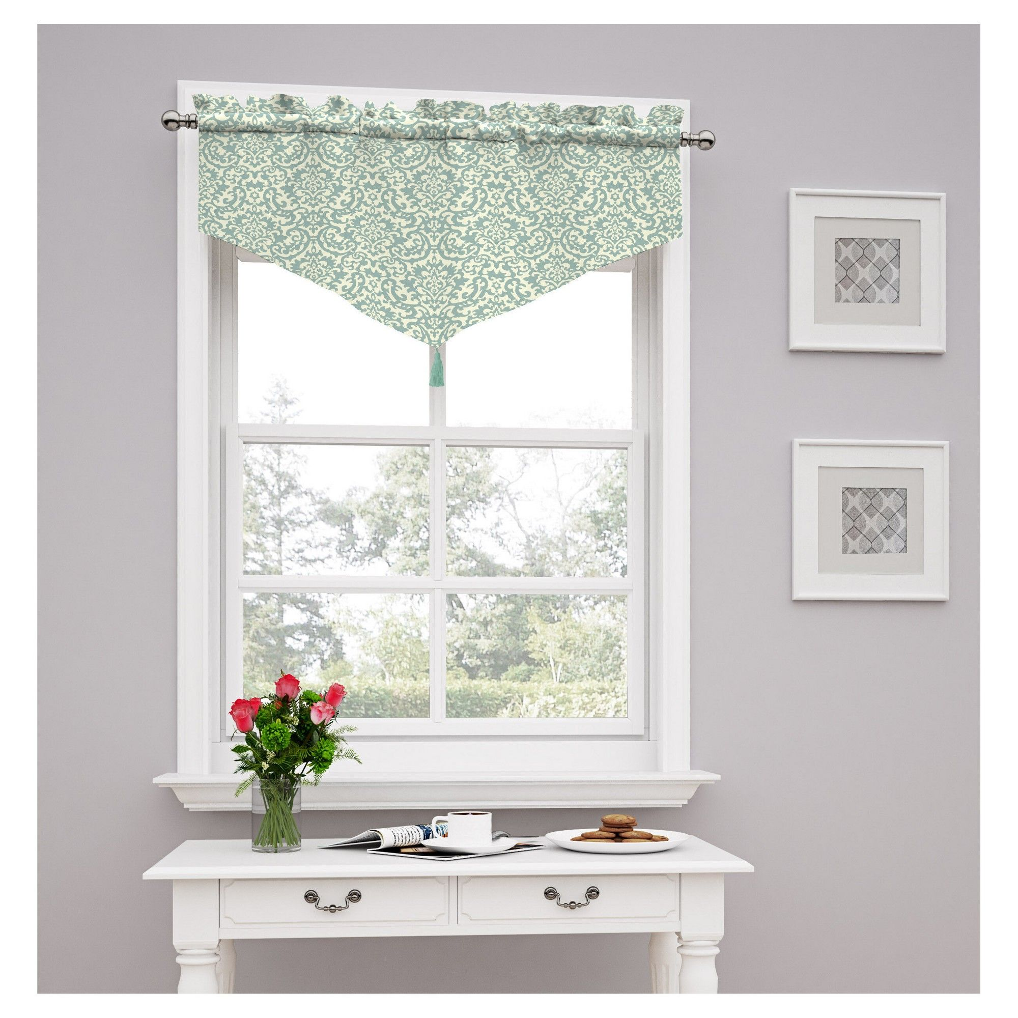click ivory x gold valance window p treatment sequined light toga swag faux to elegante silk expand