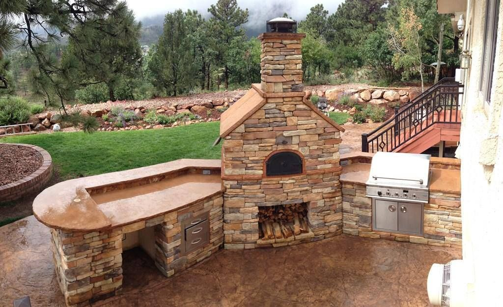 950 B Brick Oven Kit Pizza Oven Outdoor Pizza Oven Outdoor Kitchen Outdoor Kitchen