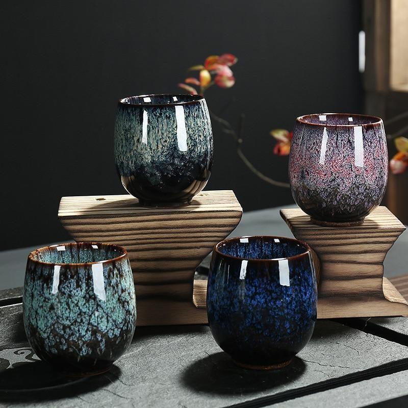 Ceramic Chinese Tea Bowl