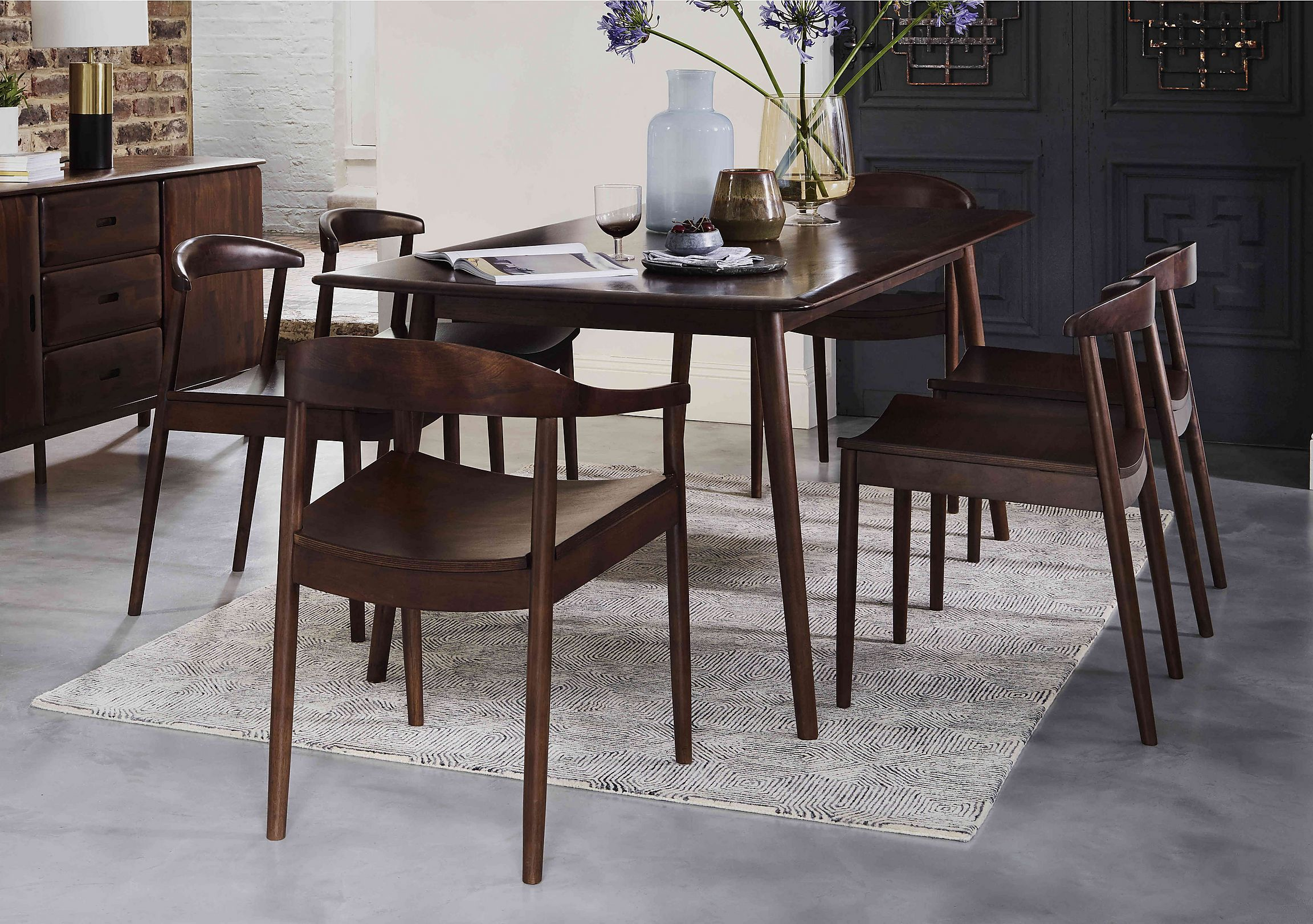 Cosmo Dining Table And 4 Chairs House In 2019