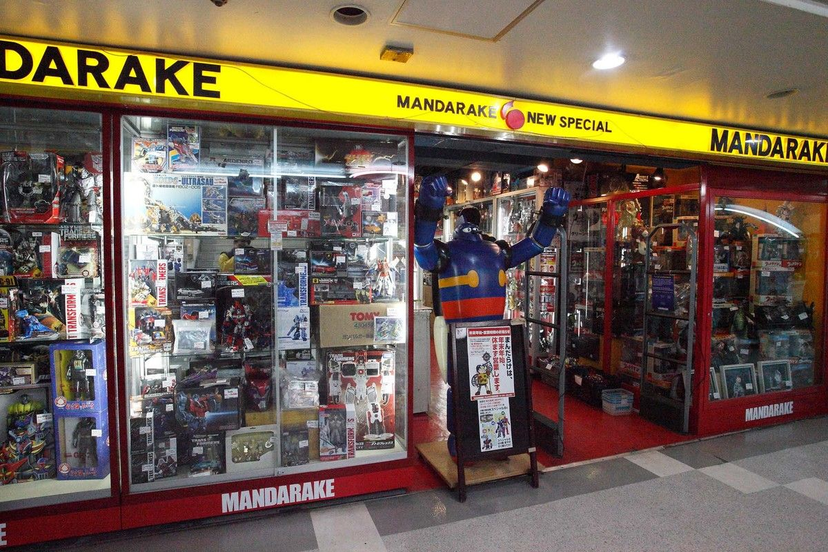 12 best anime and manga stores in tokyo that will drive