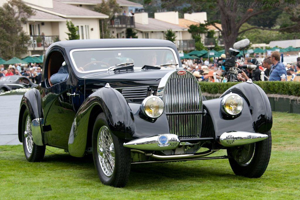 Bugatti Type 57C Atalante - Chassis: 57766 - 2011 Pebble Beach Concours d'Elegance