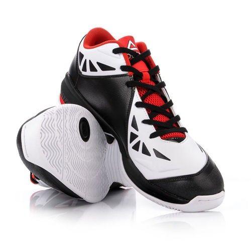 Peak Buty Do Koszykowki Meskie Czarno Czerwone E43381a Ardenis Jordans Sneakers Air Jordans Shoes
