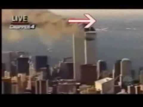 9/11 Fake: DEBUNKED! Live Footage No Plane Seen Before South