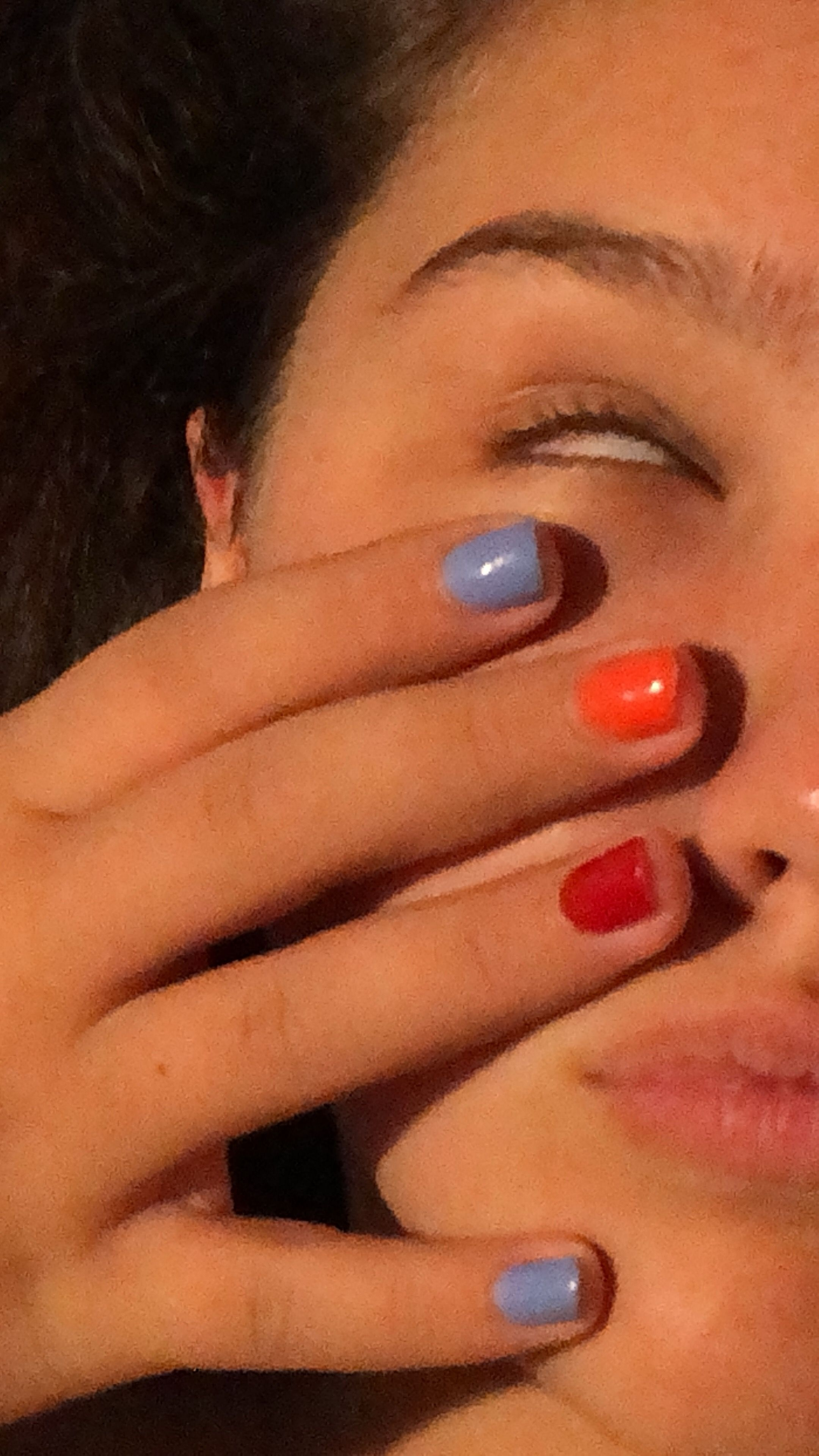 Aesthetic Aesthetic 90s 90sstyle Cute Retro Nails Vintage Nails 90s Nails