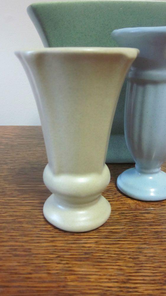 Miniature Haeger Pottery Green Vase Haeger Pottery Pinterest