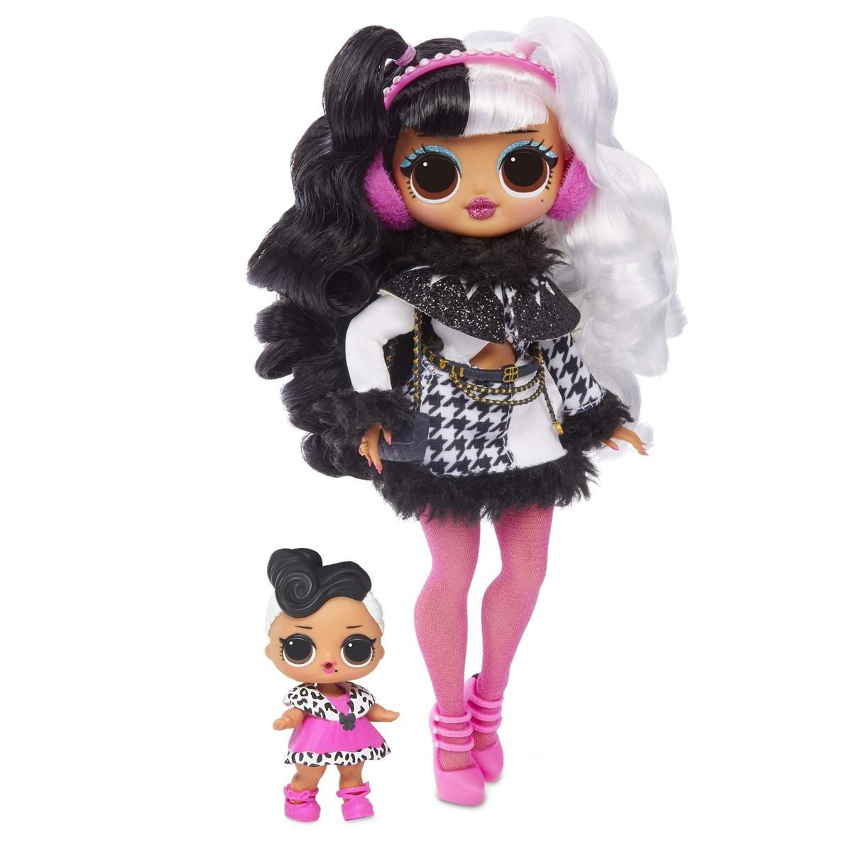 L O L Surprise O M G Winter Disco Dollie Fashion Doll Sister Sister Dolls Fashion Dolls Lol Dolls