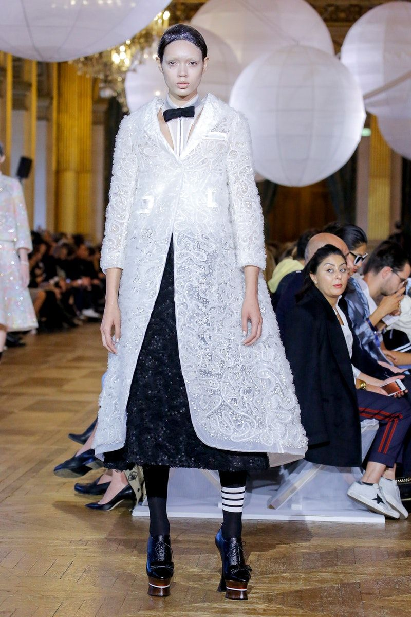 Thom Browne | Ready-to-Wear - Spring 2018 | Look 33