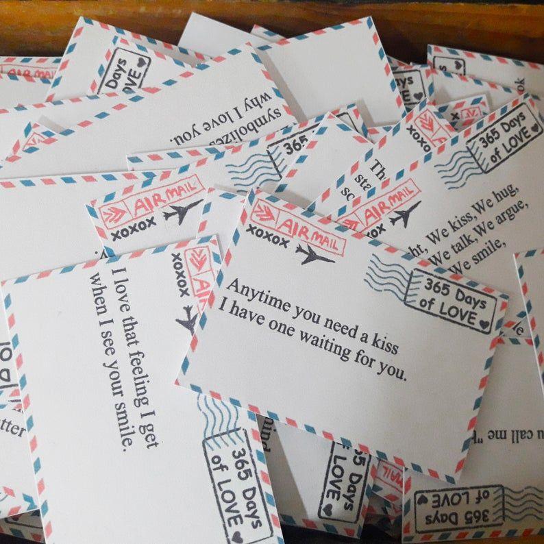 365 love notes printable editable love cards i love