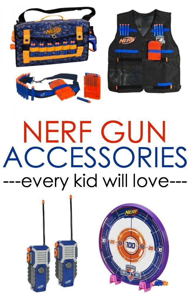Huge nerf gun lot pistol blaster dart accessories 50+ items
