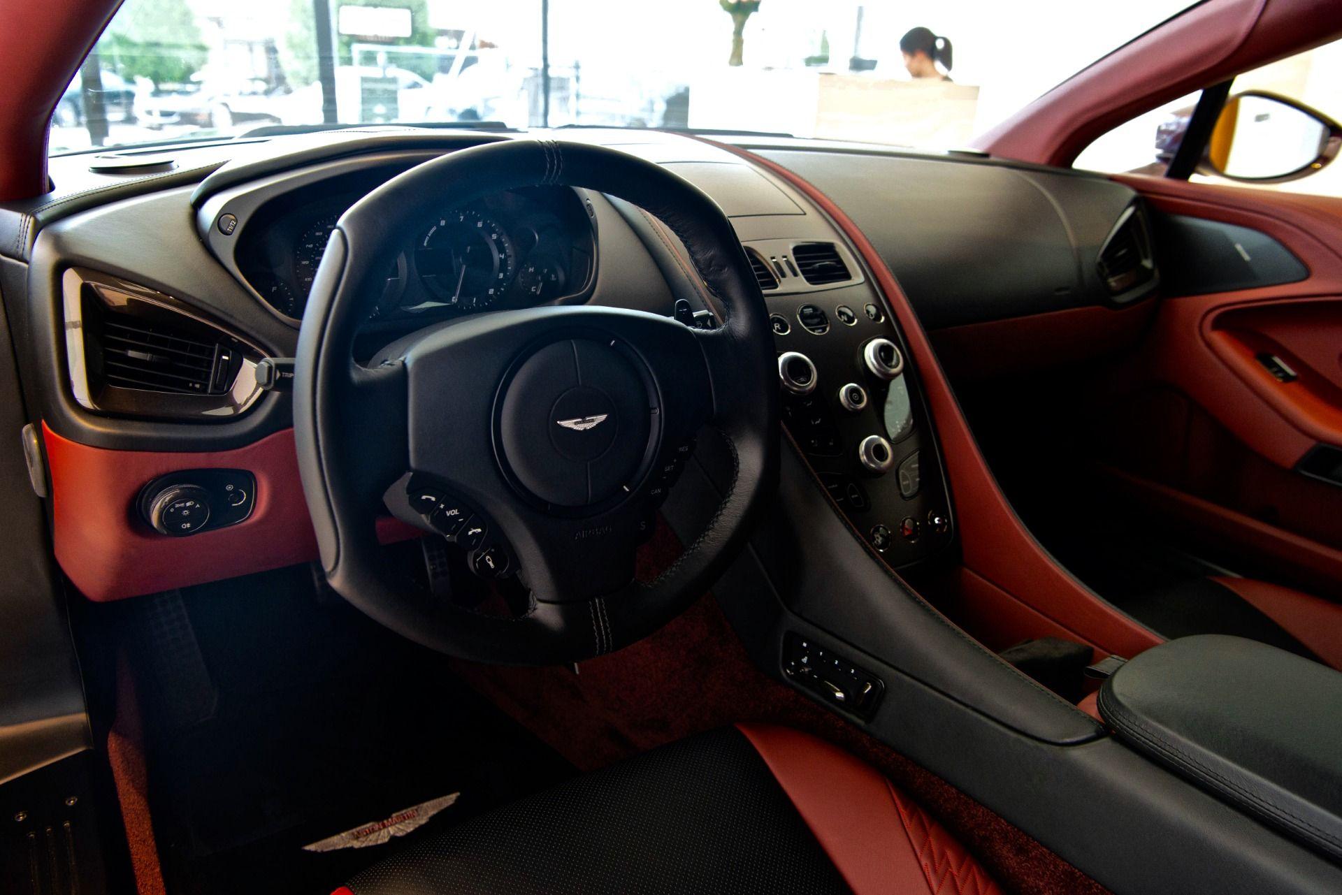2018 Aston Martin Vanquish Zagato In 2020 Aston Martin Vanquish Aston Martin Vanquish