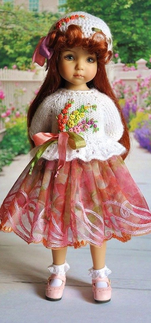 Effner | OOAK OUTFIT FOR LITTLE DARLING