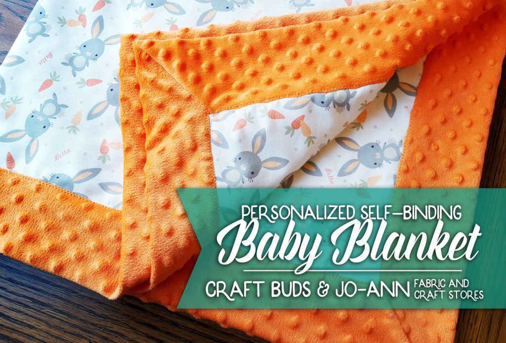 Jo-Ann now offers personalized fabric! Print a name or