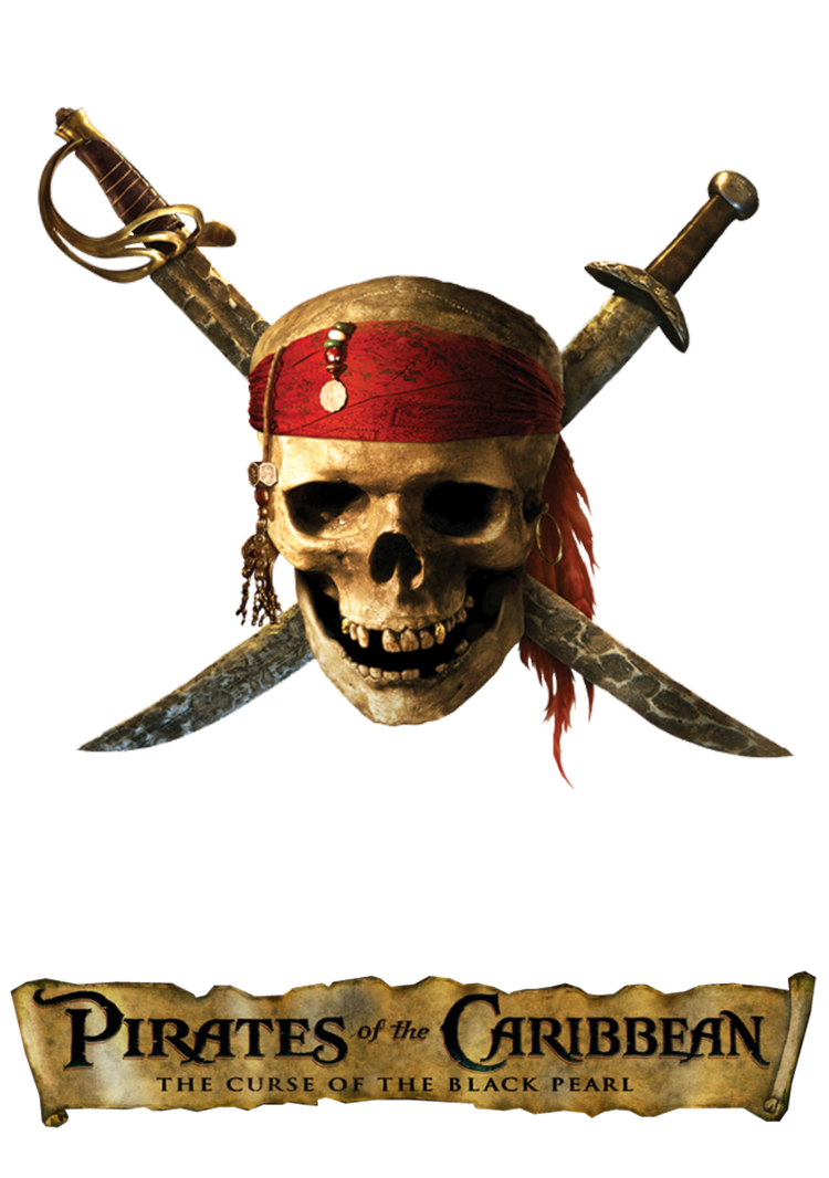 Pirates Of The Caribbean 1 Skull Pirates Of The Caribbean Jack Sparrow Tattoos Pirate Skull Tattoos
