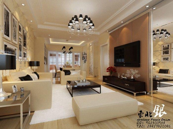 Preciosas sala de estar diseno estilo chino 17 salas de for Sala de estar estilo arabe