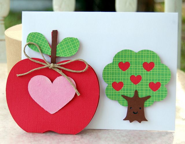 Teacher's Valentine's Day cards made last year using Cricut. tfl! |  Valentines cards, Valentine day cards, Teacher cards