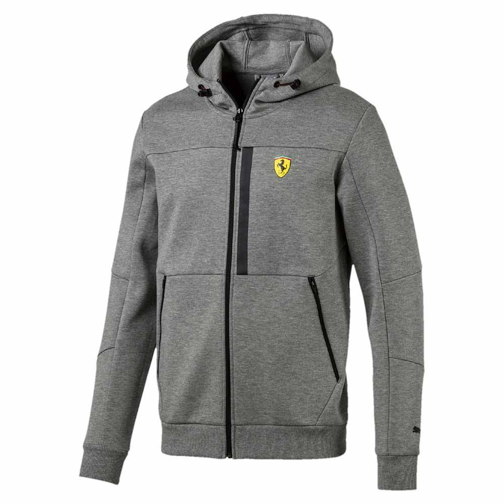 e91907251bd0 Puma scuderia ferrari hooded sweat sweaters grey men´s clothing   qVzwQEpL-72