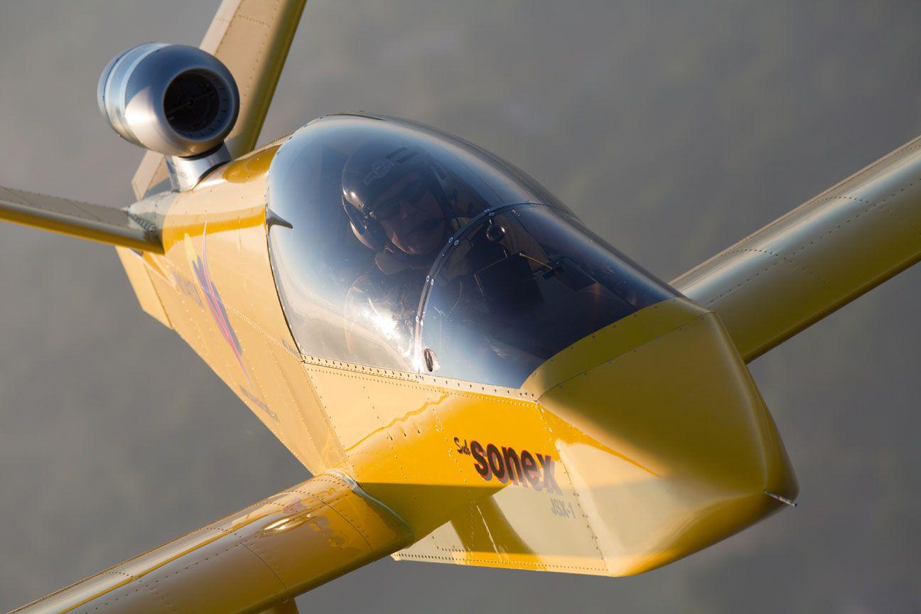 Build Your Own Jet With Sonex Aircraft My Sub Sonex Dream