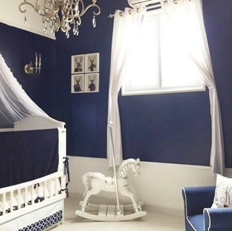 Cuarto príncipe azul Boys room Pinterest Príncipe azul, Azul y