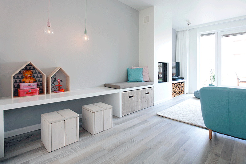 Landelijk Romantisch Interieur : Een romantische woonkamer interieur design by nicole landelijk