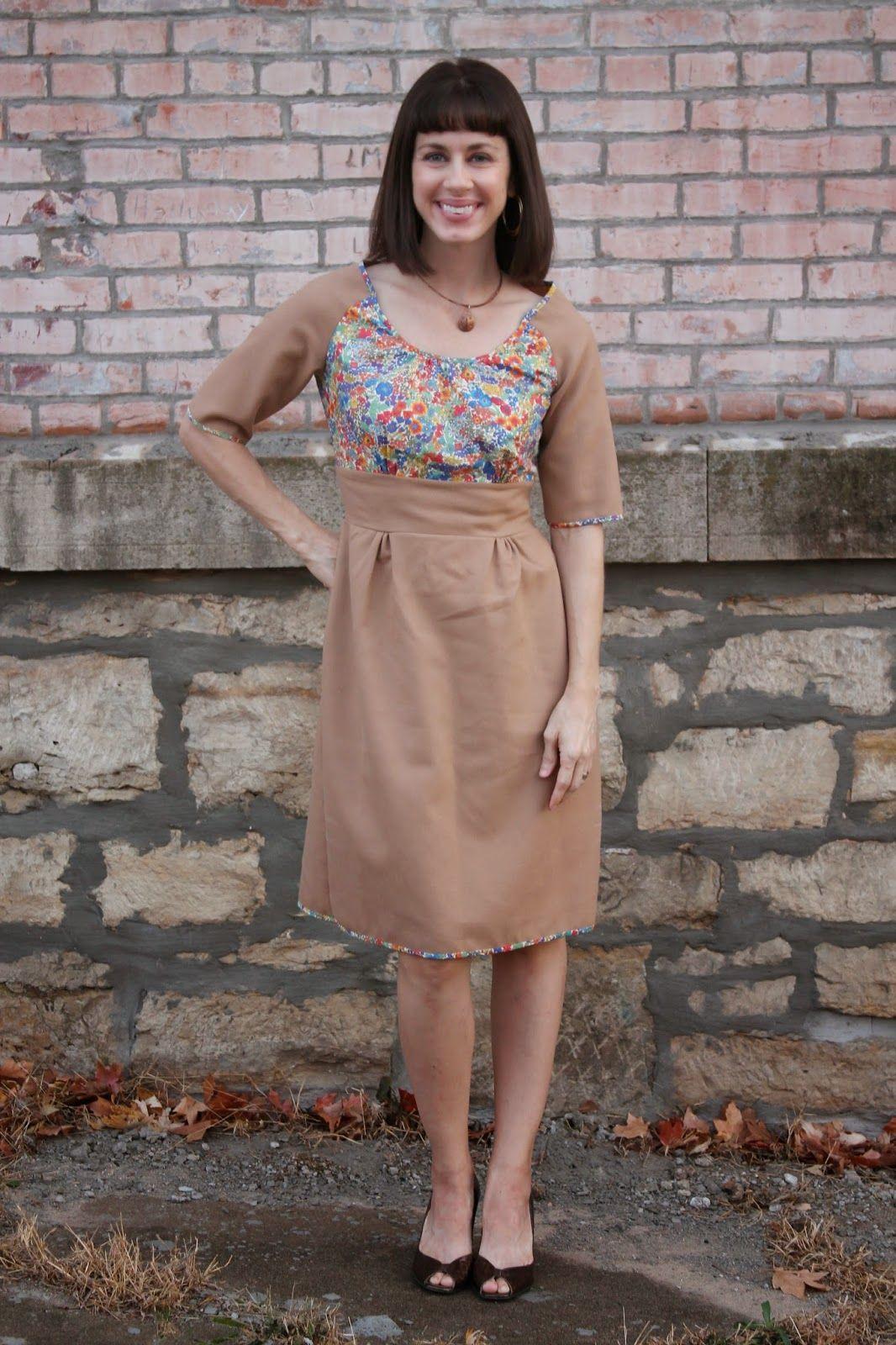 Evolution of a Sewing Goddess: Colette Dahlia   Stuff to Make ...