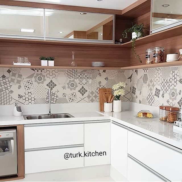 Small And Cozy Kitchen Ideias De Fim De Semana: 15 Beautiful Small Kitchen Remodel Ideas