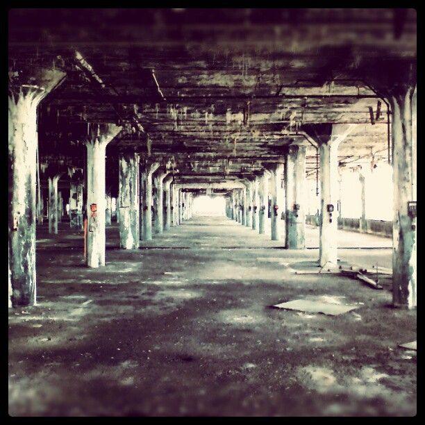 Detroit, the ruins