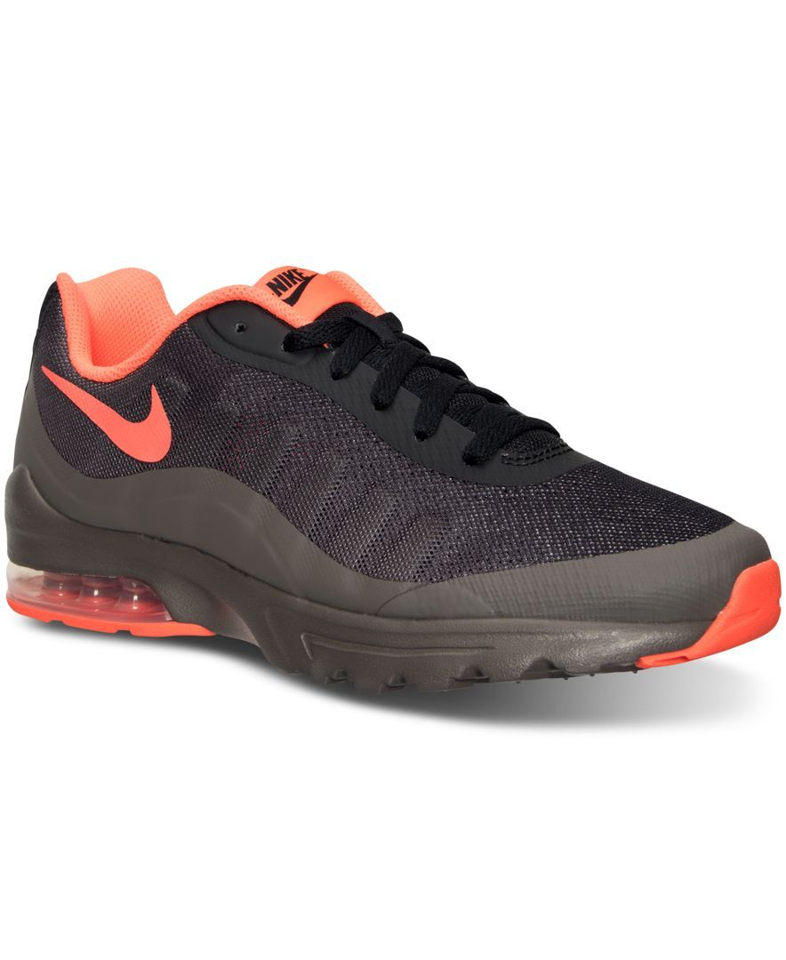 huge discount f1fdb e94c8 Nike Men s Air Max Invigor Print Running Sneakers from Finish Line