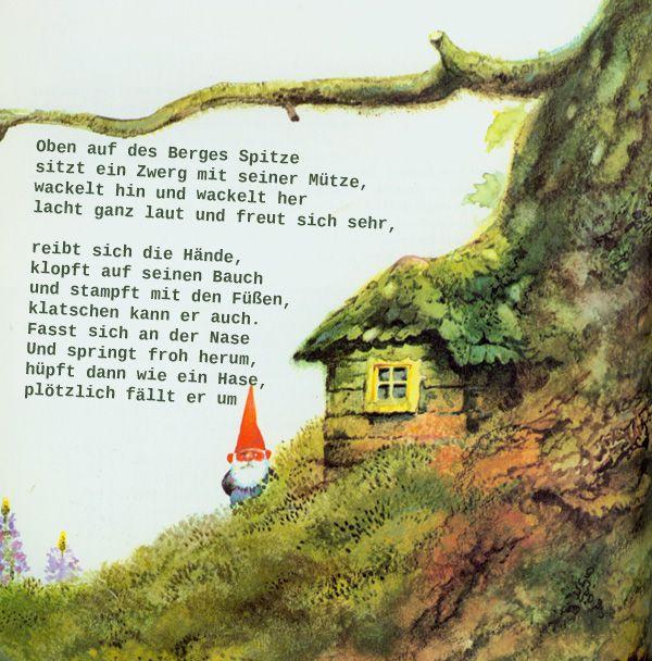 reim gedicht kindergarten erzieher erzieherin zwerg