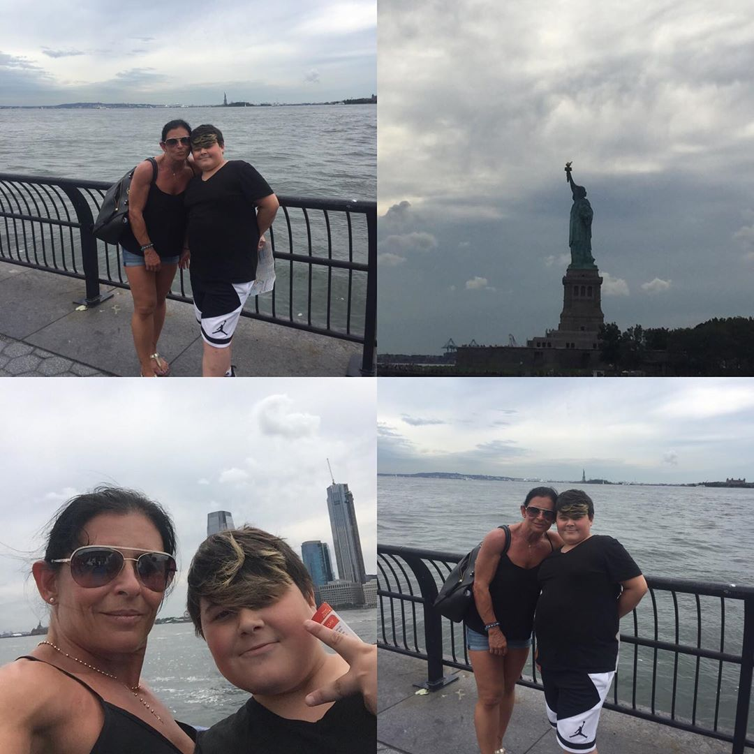 While my daughter met up with a friend from New Jersey and doing her own touring of NYC me and my bo...