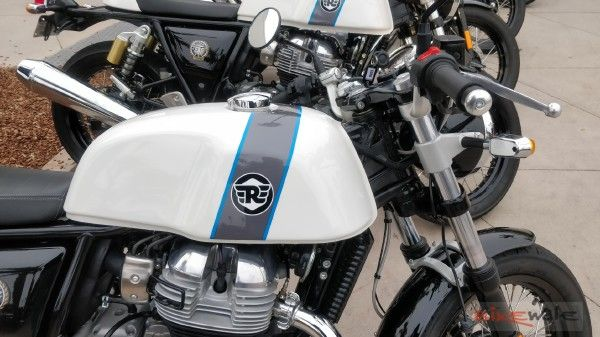 Royal Enfield Continental GT 650 Launch Ride Review - BikeWale