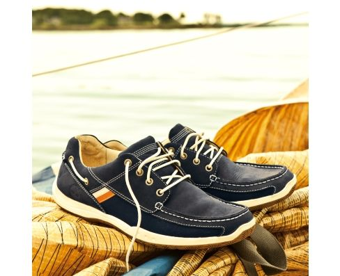 Timberland Men's Earthkeepers Cupsole Sport Boat Shoe