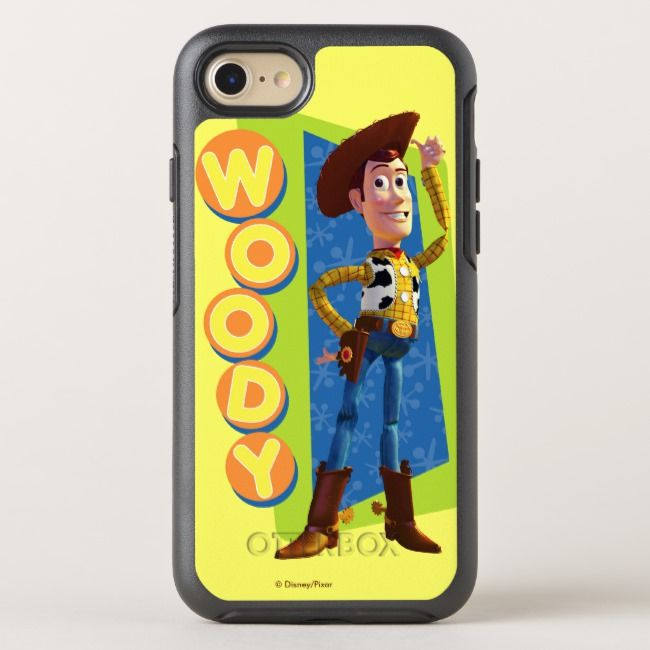 wOODY Toy Story 2 iphone case