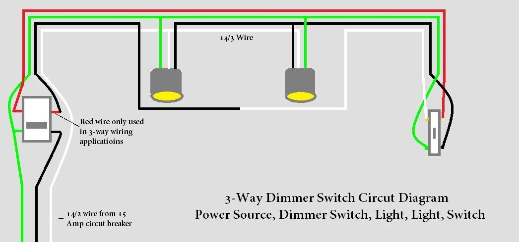 3 Way Dimmer Switch Wiring Diagram Dimmer Light Switch Wiring Dimmer Switch