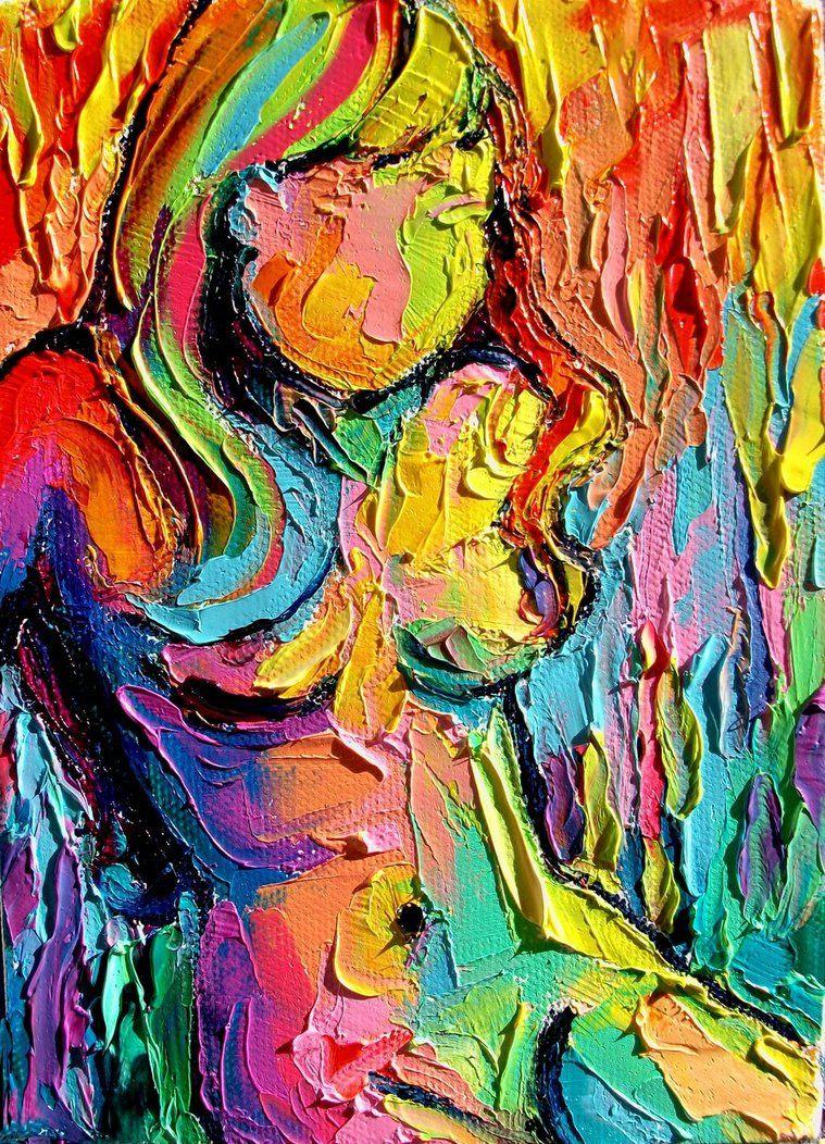 Femme 246by Ajaon deviantART