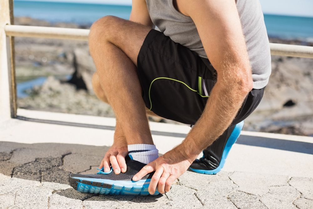 Strong Ankles Fight Off AgeRelated Slowdown (With images