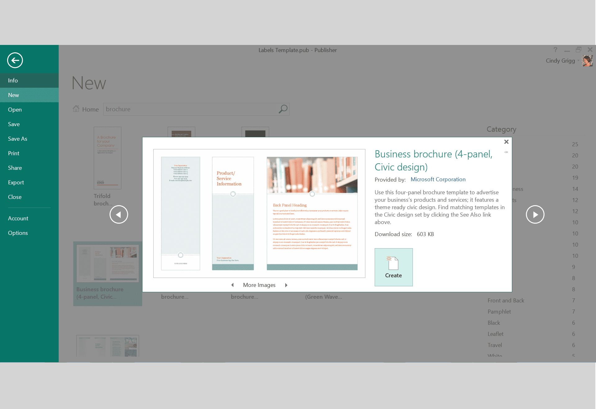 Free Design Templates For Microsoft Publisher Intended For