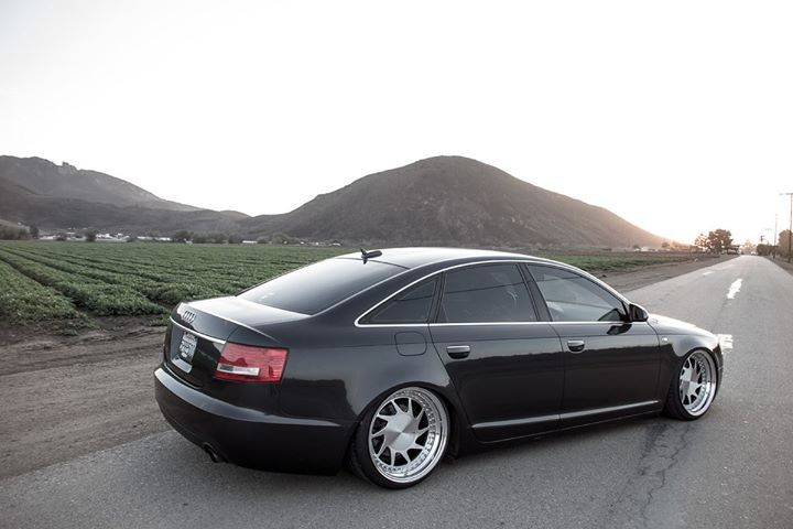 "Audi A6 C6 Bbs Sx R19: ""Slightly"" Lowered Vehicles"
