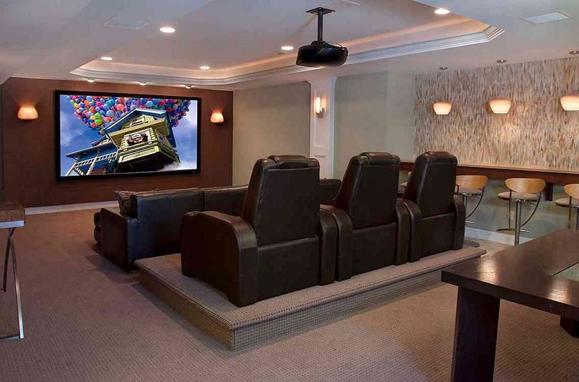 27 Amazing Home Entertainment Center Ideas That People Will Love