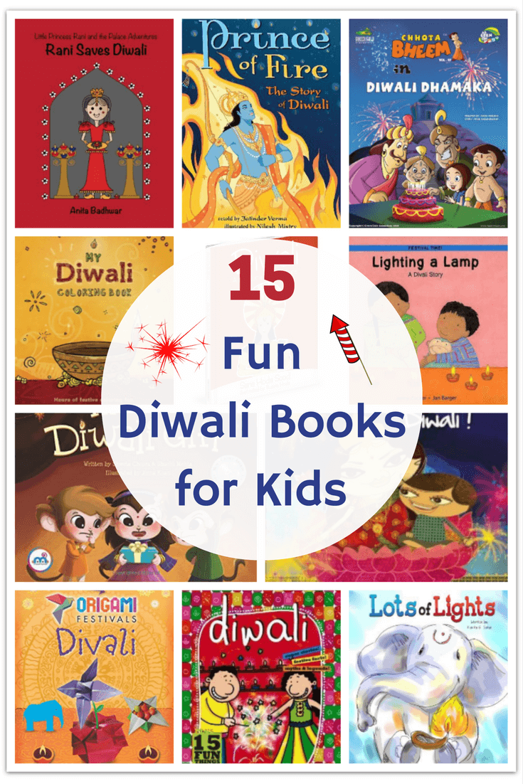 15 Fun Diwali Books For Kids Of All Ages Kids Calendar Diwali Diwali Activities [ 1102 x 735 Pixel ]