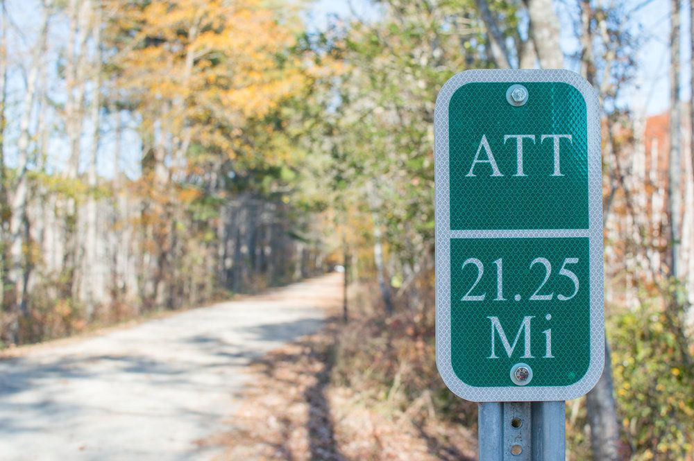 The American Tobacco Trail is the product of a rails-to-trails project converting 22+ miles of railroad track into a mixed use trail in North Carolina.The ATT now runs from Durham to Apex and includes miles of paved, mixed, and compact gravel surfaces.