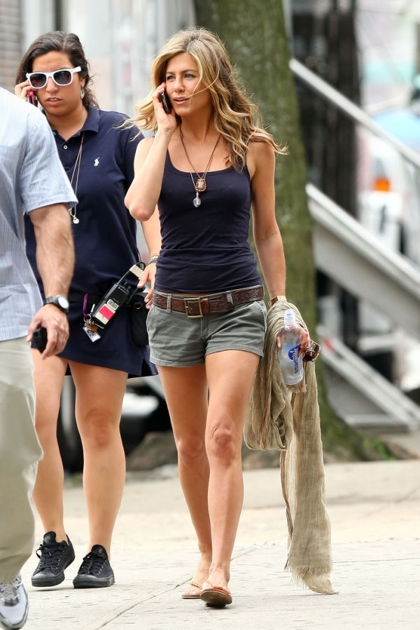 Jennifer aniston shorts for